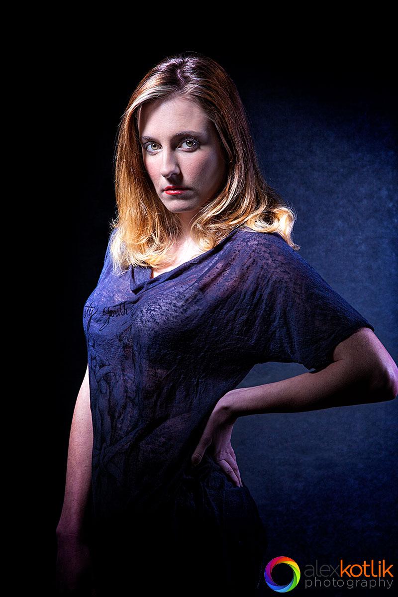 headshot and promotional photography session of Julianna Pitt, actress -  IMDB